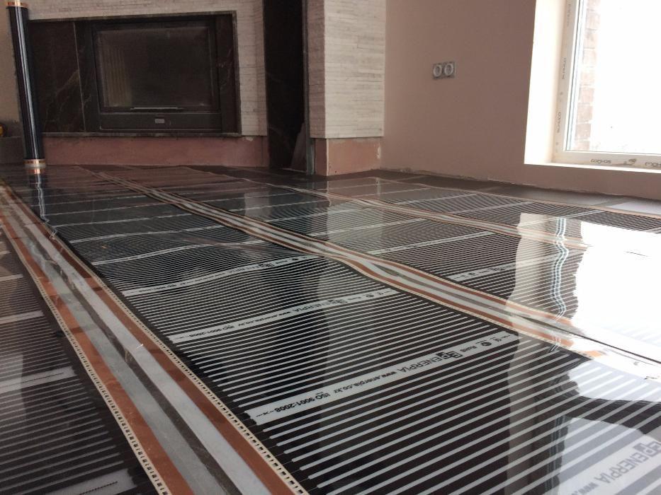 МАСТЕР Комплект за подово отопление, инфрачервено фолио 3кв.м