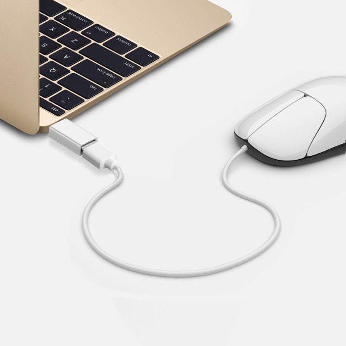 Adaptador type C para Macbooks
