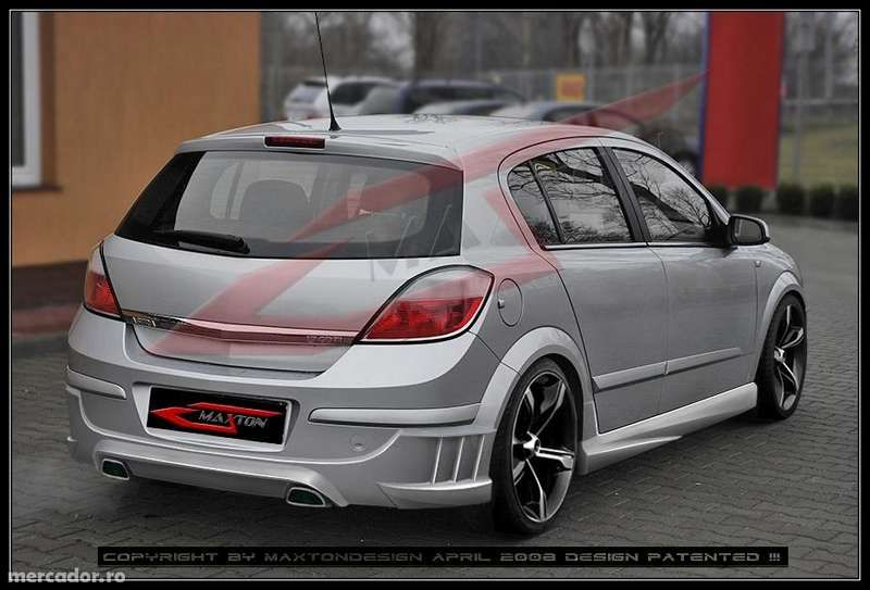 Prelungire bara spate Opel Astra H