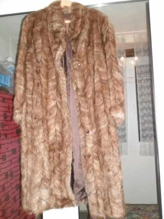 Дълго дамско палто от Бизъм