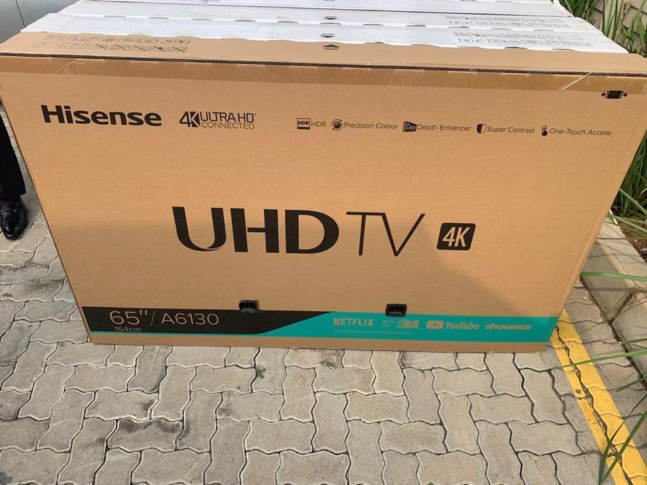 """Hisense 65"""" UHD TV 4K Polana - imagem 1"""