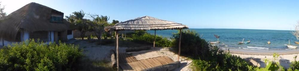 Vendo Lodge/ Casa de Ferias tp 3 napraia de Vilanculos, Nhambane