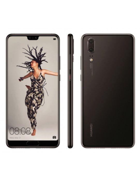 Huawei p20 128Gb Dual sim: Selado novo na caixa e com todos acessórios