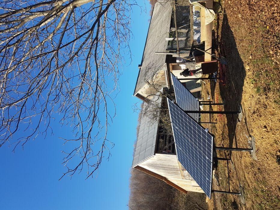 panouri fotovoltaice baterii kituri