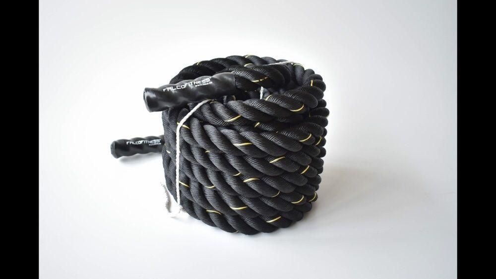 Battle Rope ( frînghie pentru Crossfit )