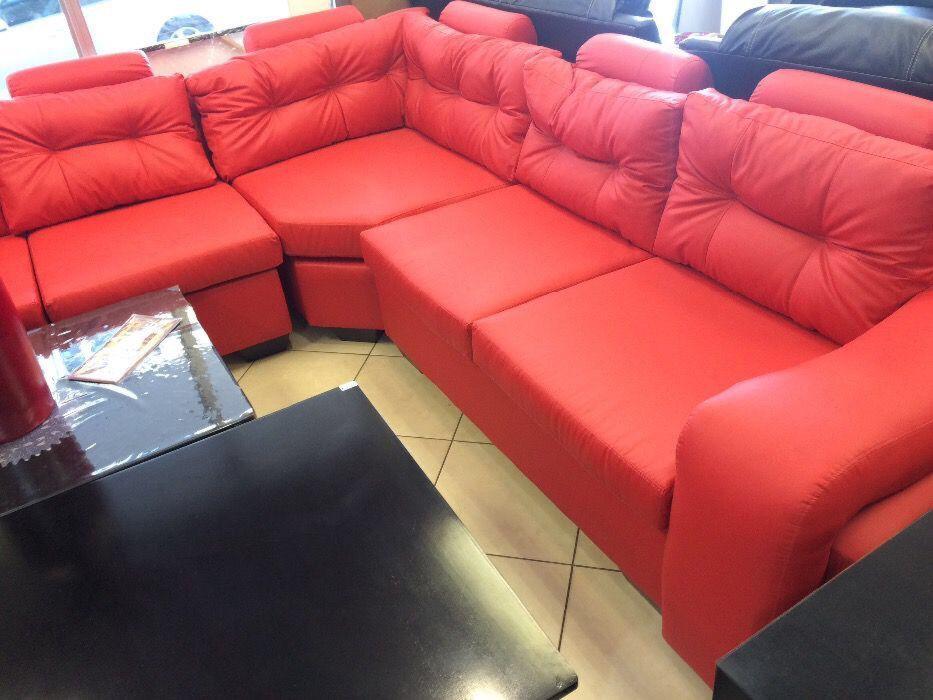 Sofa L marca:Linofort Armazi importado