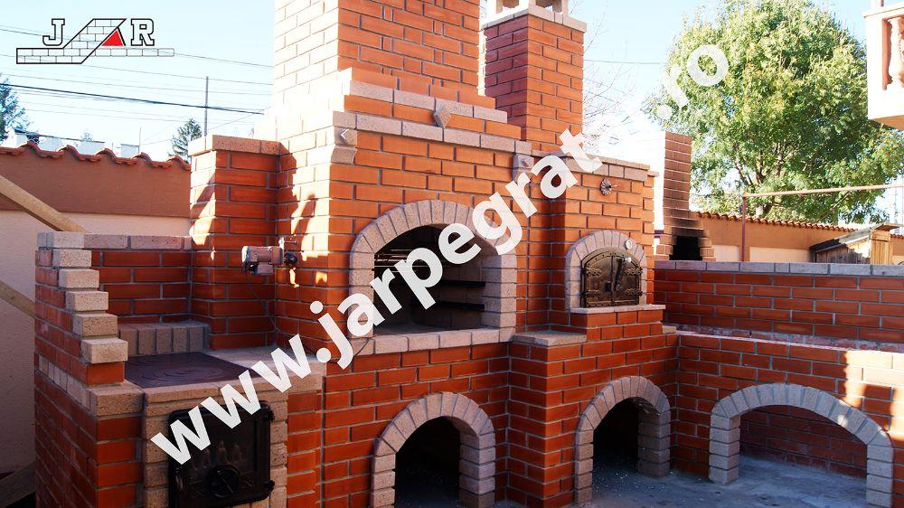 Gratare si cuptoare de gradina Bucuresti - imagine 2