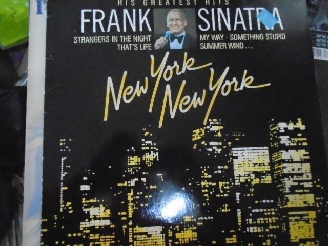 "Винил Frank Sinatra ""New York , New York """