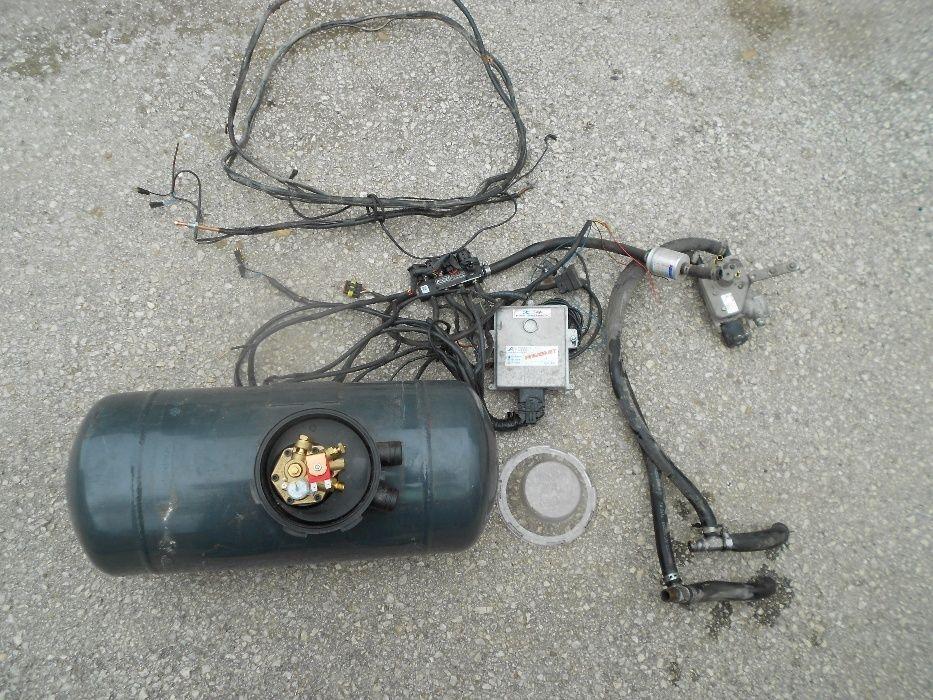 Газов инжекцион пълен комплект втора употреба
