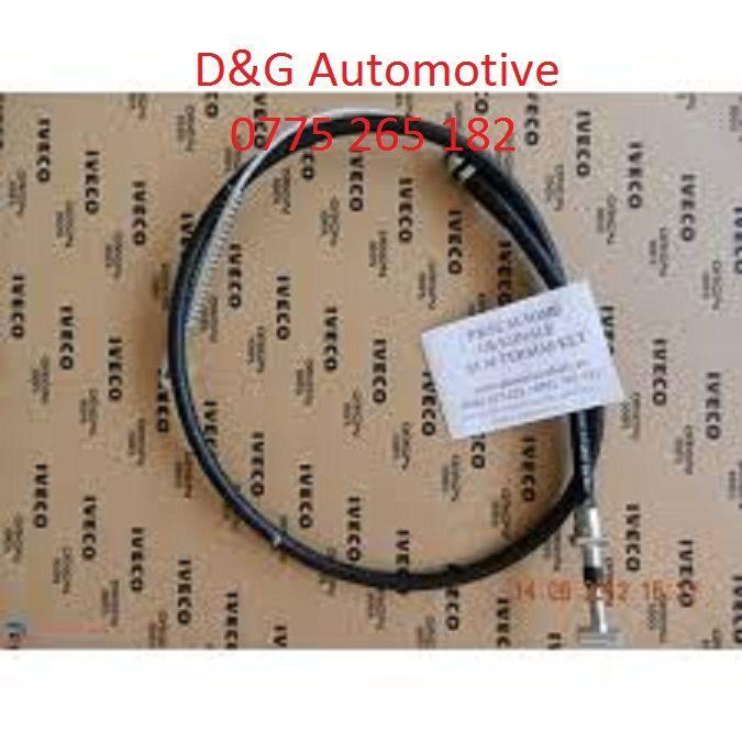 Cablu frana de mana Iveco Daily Mercedes Sprinter Ford VW LT Fiat
