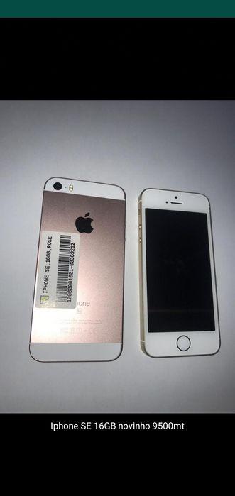 iPhone SE 32gb novos fora da caixa