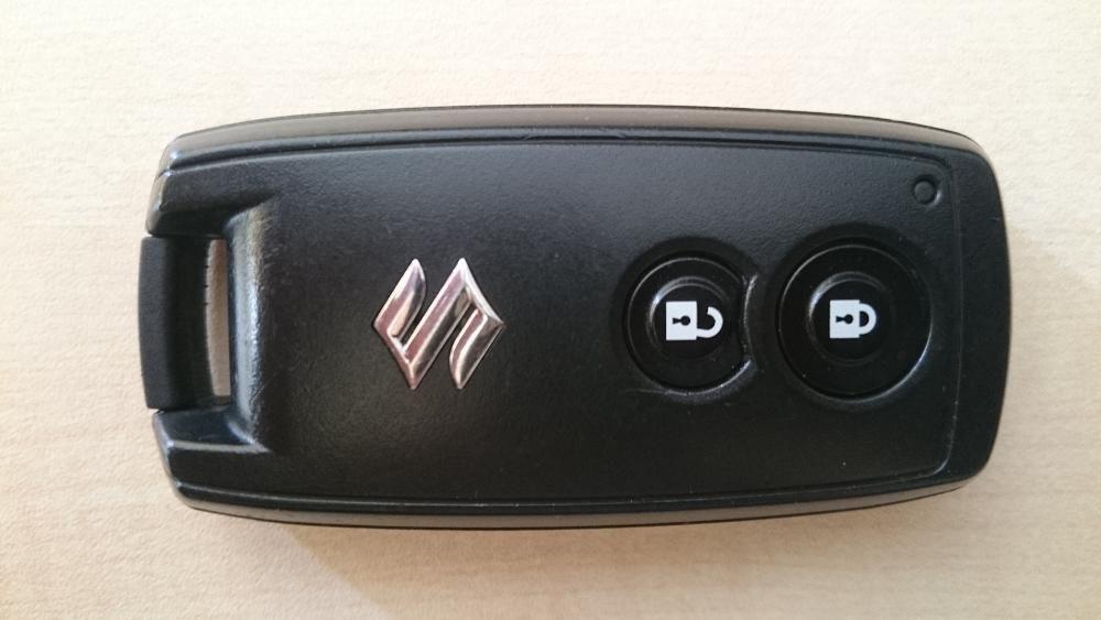 Suzuki Keyless telecomanda + cheie + setari