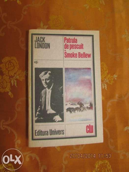 Vand Cartea Patrula de pescuit. Smoke Bellew de Jack London