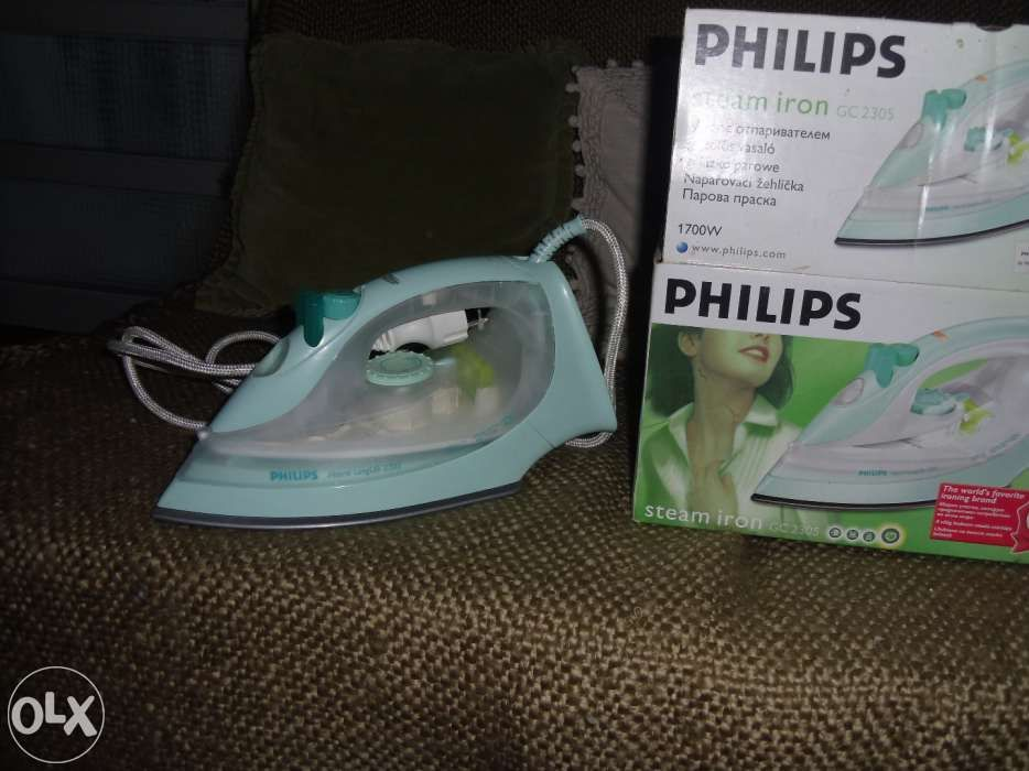 Fier de calcat Philips nou