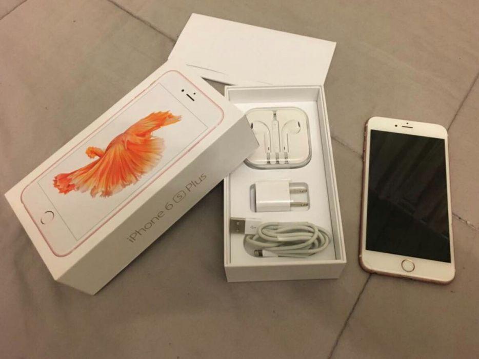 Iphone 6s plus/despacho