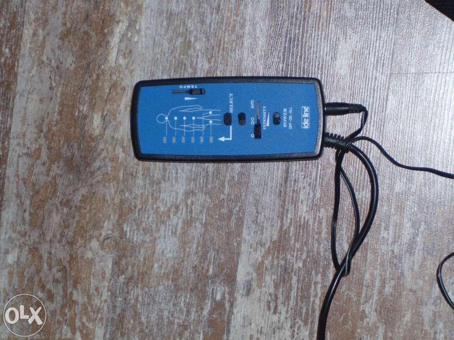 saltea electronica de masaj