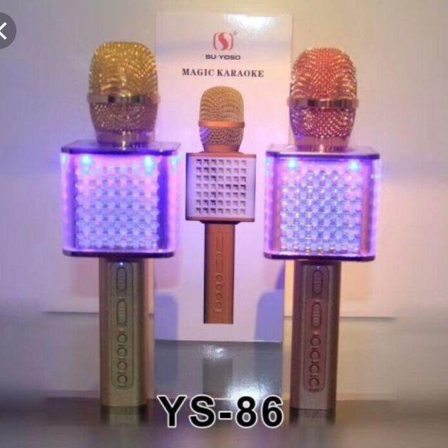 Микрафон YS 86