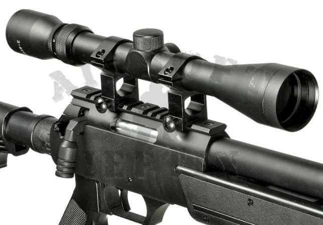 Pusca ASALT (LUNETA) Cu Aer Comprimat Airsoft PUTERNICA Pistol sniper