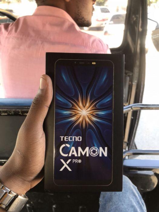 Tecno Camon X Pro 64gb memória interna e 4gb ram na caixa selado