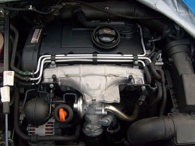 Pompa tandem motorina Vw Golf 4 5 6 Passat b5.5 B6 Audi A4 1.9 2.0 tdi Timisoara - imagine 3