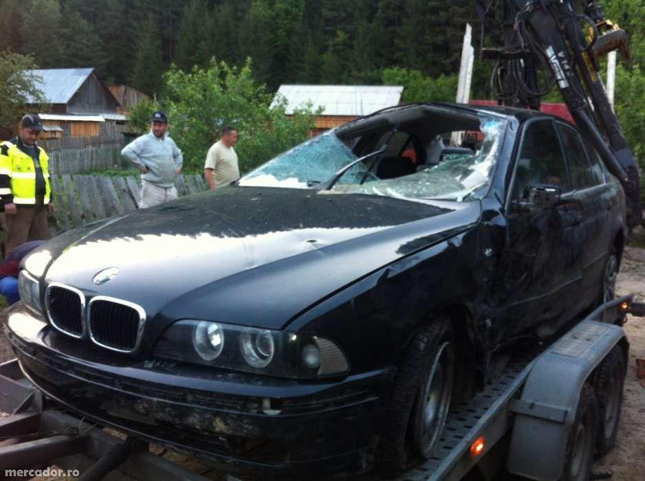 Dezmembrez BMW 520D 525D E39 facelift model 2002