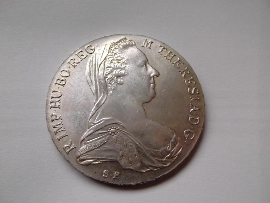 Moneda argint Maria Theresia 1780