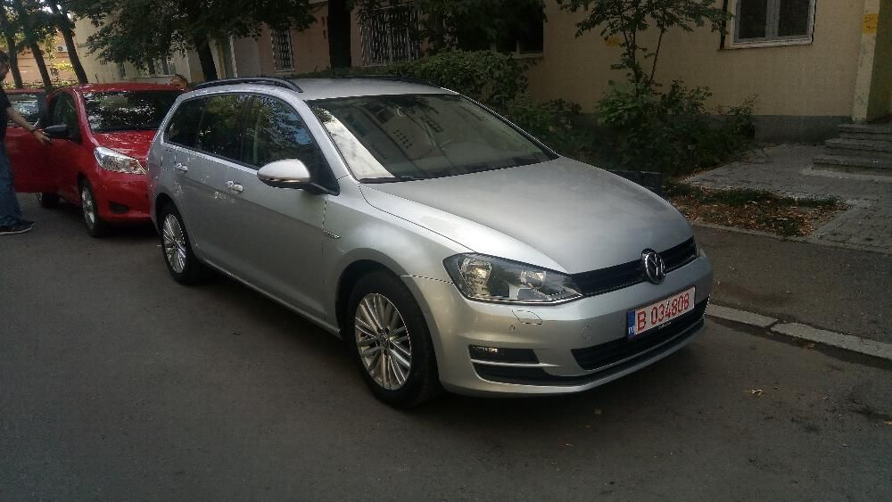 VW GOLF Vll 2015 1.6 TDI 110cp