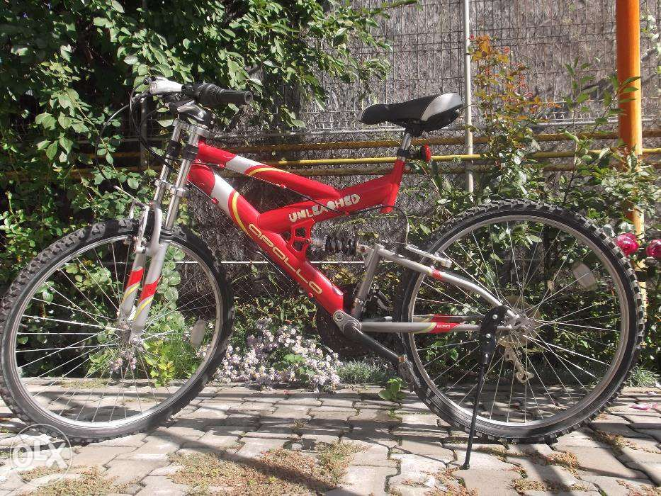Vand MTB Apollo Full suspension(negociabil)