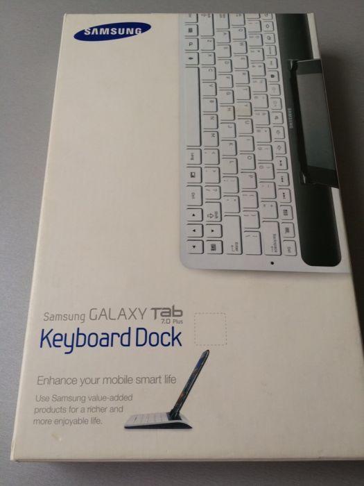 Nou - Tastatura originala Samsung Tab 7 plus