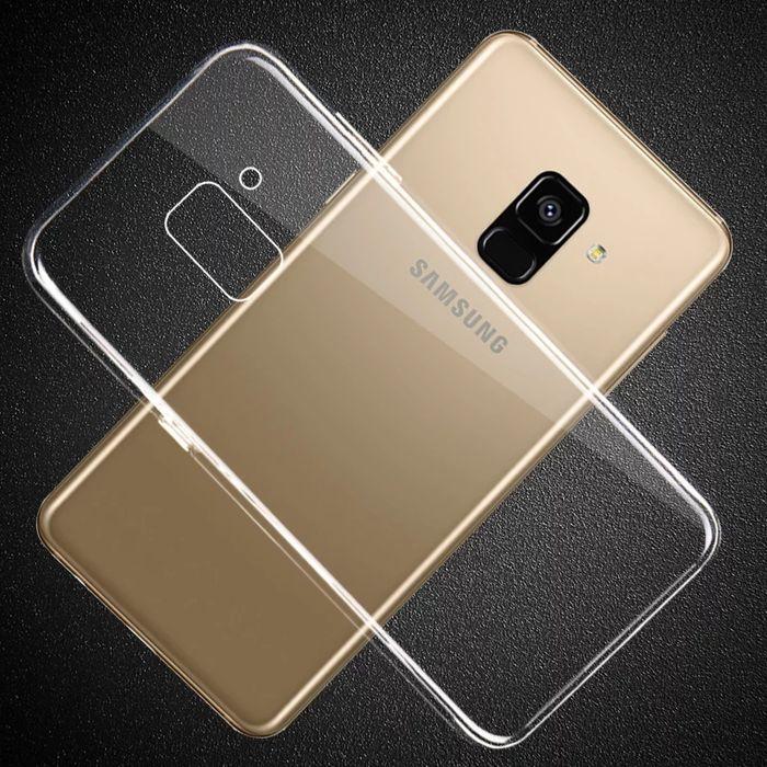 Huse silicon Samsung Galaxy A6 / A6 Plus / A7 2018 / J8 2018