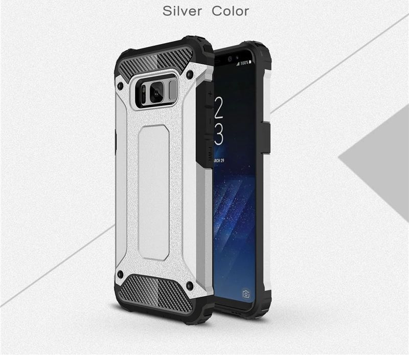 Удароустойчив Кейс Spigen за Samsung S8 / S8+ Plus / S9 / S9+ / Note 8