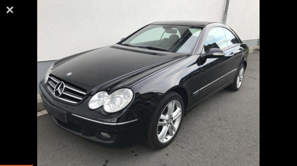 Mercedes clk 220,270,320.w209