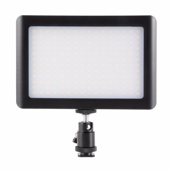 LAMPA FOTO VIDEO 192 LED SLIM Reglaj Intensitate si balans de culoare
