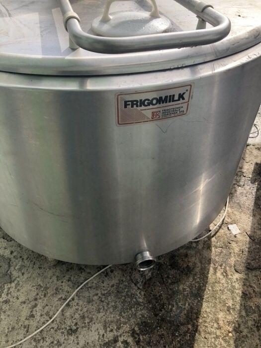 Racitor tanc lapte de la 200-820 monofazic cu garanție un an frigotehn