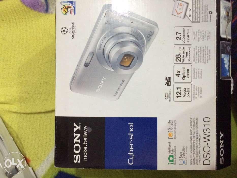 Цифровая камера. Sony
