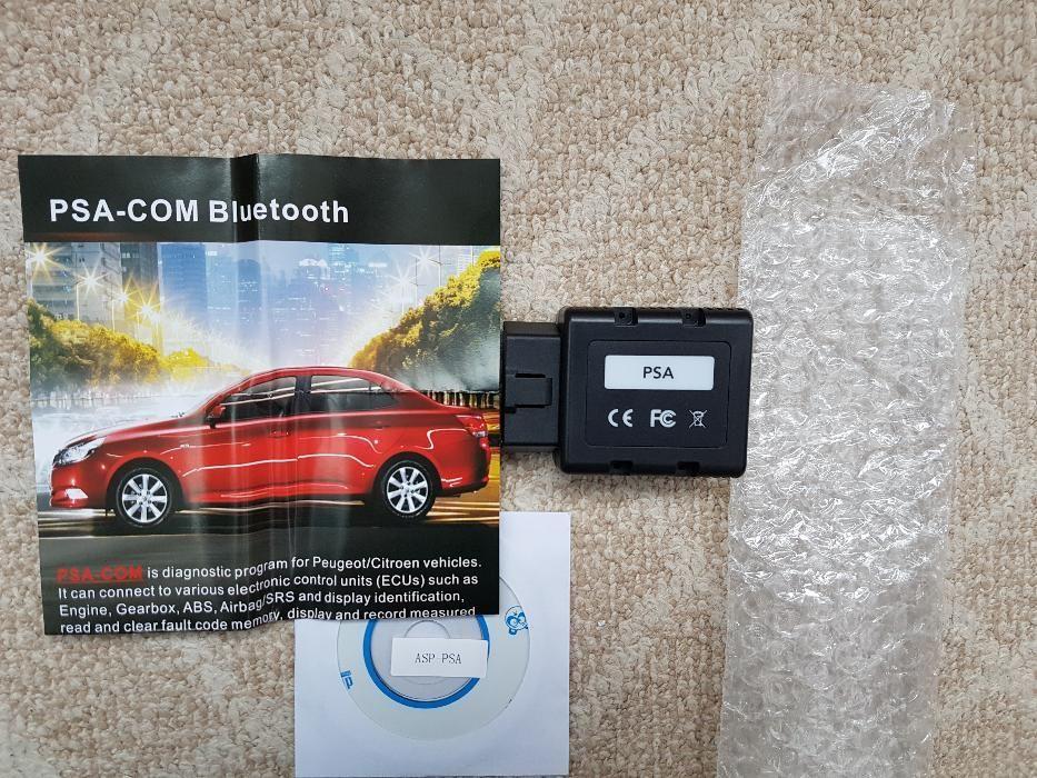 Tester Auto PSA - COM PSACOM, nivel reprezentanta, inlocuitor Lexia 3