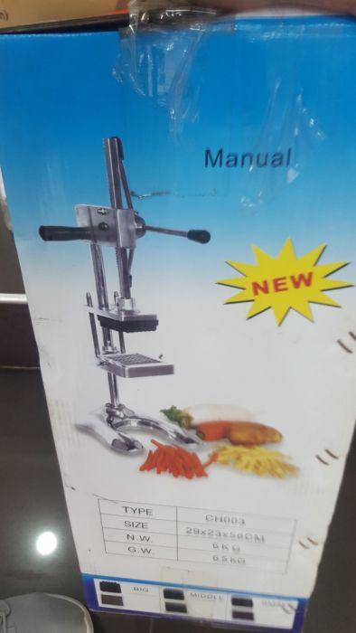maquina de cortar batata