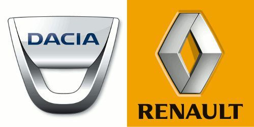 Chei Dacia Logan sau cartele Renault / Diagnoza Dacia Renault