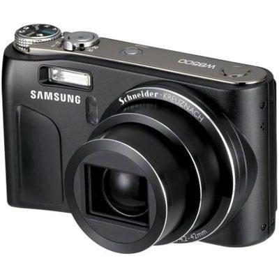 Samsung Wb500 Цифров фотоапарат - Black (10mp, 10x Optical Z