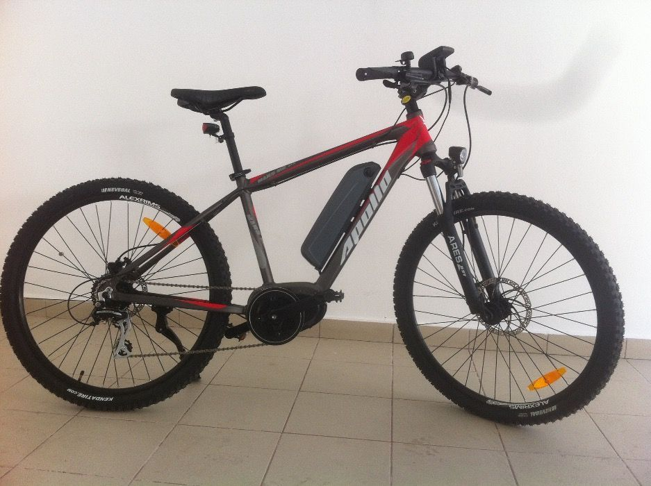 Bicicleta elctrica Midlle drive Mountain Bike Apollo 27,5 TVA,FACTURA