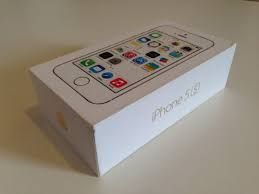 Iphone 5s 16gb nova a venda