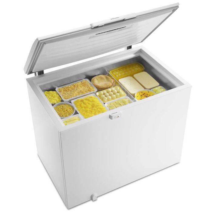 Mantenha o seu congelador estável