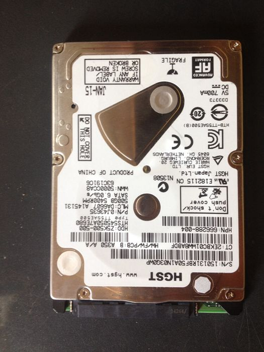 HD pra LepTop 250gb ainda clean