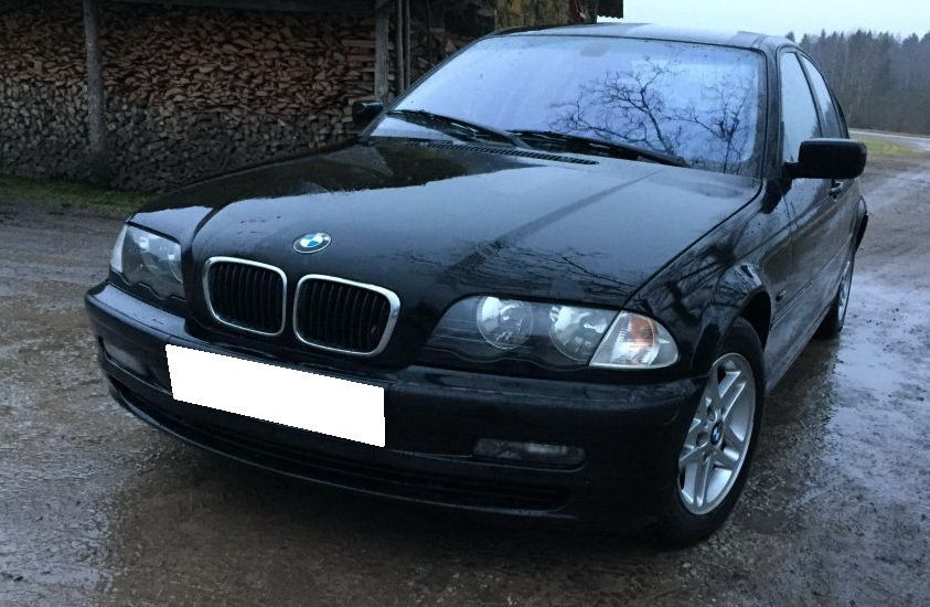 Dezmembrez BMW E46 1.9 318i, an fabr. 1998, Nonfacelift