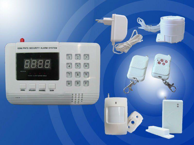 БЕЗПЛАТЕН СОТ охранителна система за дома