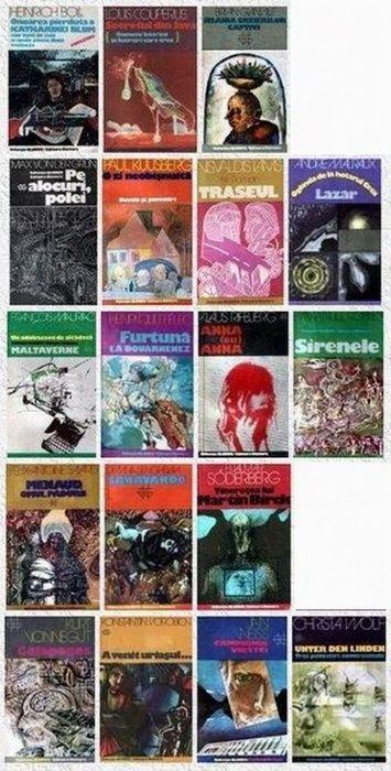 """colecţiile """"Meridiane"""" & """"Globus"""" - 28 cărţi"""