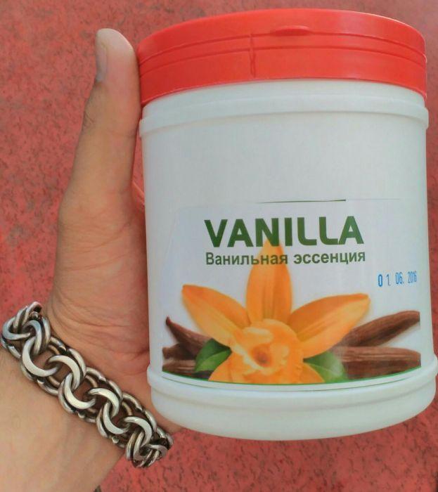 Ванилин для Мороженого и Молочных Коктейлей Отличного Качества!!!
