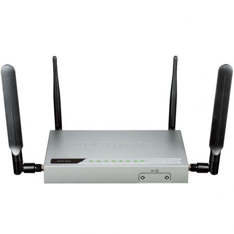 Dlink router wifi 4g LTE/VPN C / Slot para cartão sim