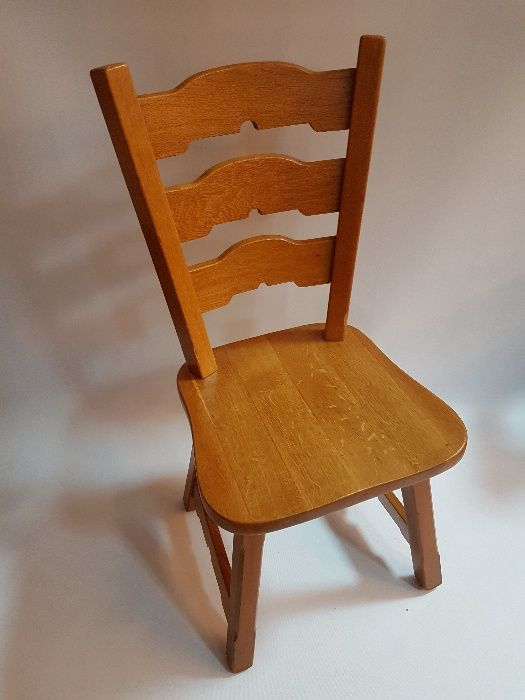 Комплект 4бр столове дъб