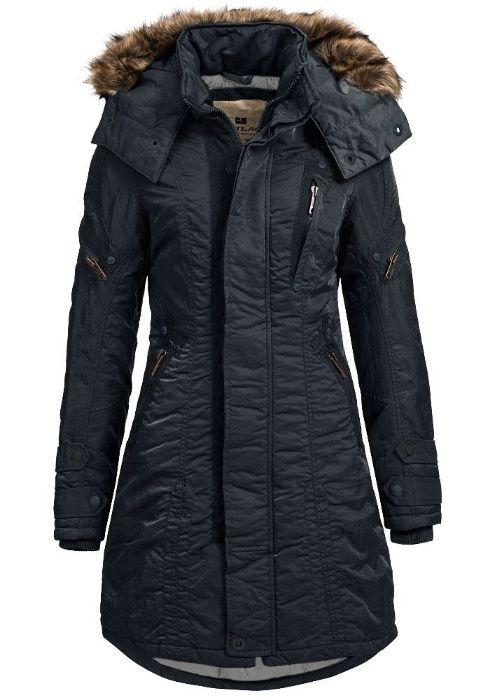 Palton Jacheta Haina Dama pentru iarna marca Jet Lag model lung